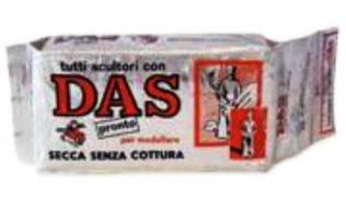 Una confezione del Das