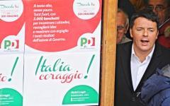 Rignano: Renzi inaugura la campagna Pd «Italia Coraggio!». E attacca De Rita: il Paese non è in letargo