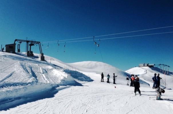 Abetone, piste tutte aperte per gli sciatori
