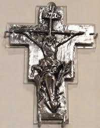 Il Crocifisso d'argento: l'ultimo lavoro di Galeazzo Auzzi