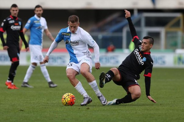 Soccer: Serie A; Chievo-Empoli