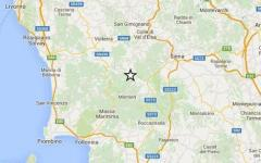 Terremoto: due scosse di magnitudo 2,8 e 2,1 in provincia di Siena e Grosseto