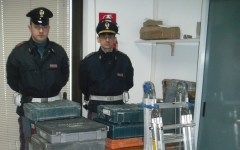 Arezzo, A1: ladri in trasferta fermati dalla Polstrada, rubati attrezzi da lavoro per 20 mila euro