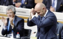 Gianni Infantino, nuovo presidente della Fifa
