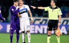 Fiorentina: Zarate squalificato per tre giornate. Tifosi in rivolta sui social network