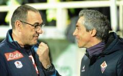 Sousa: avremmo meritato i 3 punti. Andrea Della Valle: A Roma per vincere. Sarri: corsa scudetto aperta