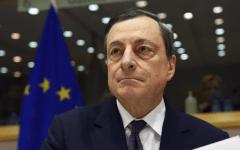 Economia ue: Draghi, avanti col Quantitative easing, nessun ritocco ai tassi