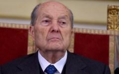 Corte Costituzionale: Paolo Grossi, fiorentino, 83 anni, è il nuovo presidente. I suoi primi commenti per Italicum e Abu Omar