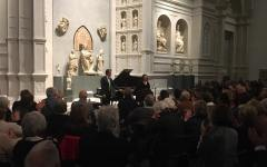 Firenze: all'Opera del Duomo terzo concerto gratis per «Note al Museo» con Torquati e Dillon