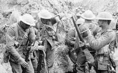 Soldati inglesi nella seconda guerra mondiale
