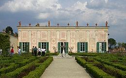 Museo delle Porcellane, Giardino di Boboli