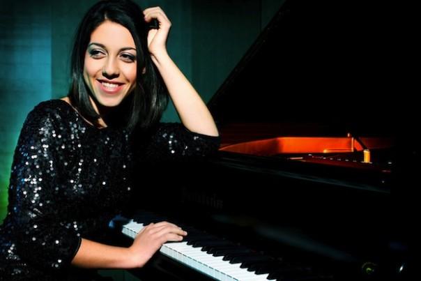 La pianista Beatrice Rana (foto Julien Faugère)