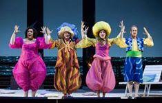 Opera di Firenze: diverte il pubblico «L'Italiana in Algeri» di Rossini
