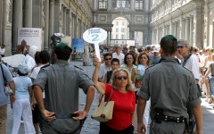 Terrorismo, Firenze: Federalberghi, cancellate alcune prenotazioni. Timori per il turismo