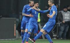 L'Italia brilla, ma la Spagna segna in fuorigioco: 1-1. Bernardeschi: debutto molto buono. Pagelle (Foto)
