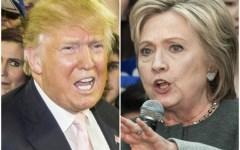 Primarie Usa: continua la marcia di Hillary Clinton e Donald Trump verso la sfida per la Casa Bianca