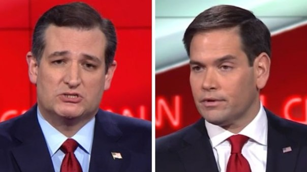 Cruz e Rubio
