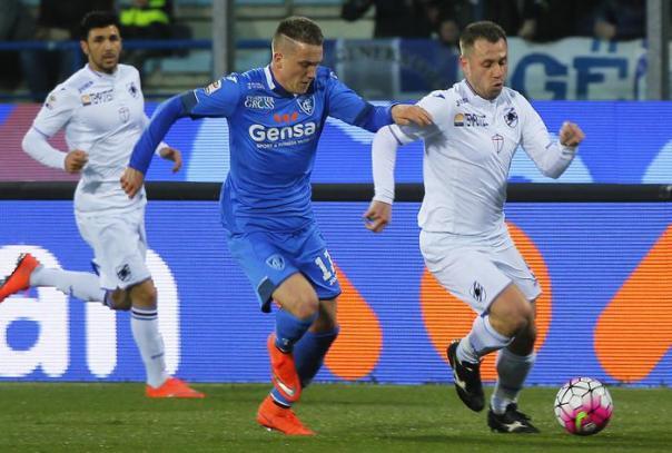 Soccer: Serie A; Empoli-Sampdoria