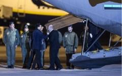 Libia: atterrato a Ciampino il C130 con le salme di Salvatore Failla e Fausto Piano