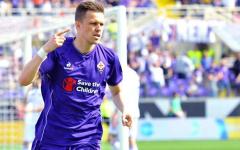 Fiorentina: Ilicic all'Atalanta. La juve insiste per Bernardeschi