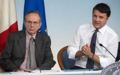 Banche: Padoan ha chiesto nuovi prestiti (15 miliardi?) all'Europa per salvare gli istituti in difficoltà