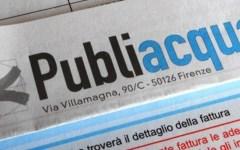 Tariffe dell'acqua: dopo le proteste, Publiacqua fa marcia indietro. Annullata la bolletta stratosferica
