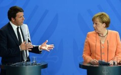 Migranti: L'Ue apre al migration compact.  Ma la Germania boccia gli africa Bond di Renzi