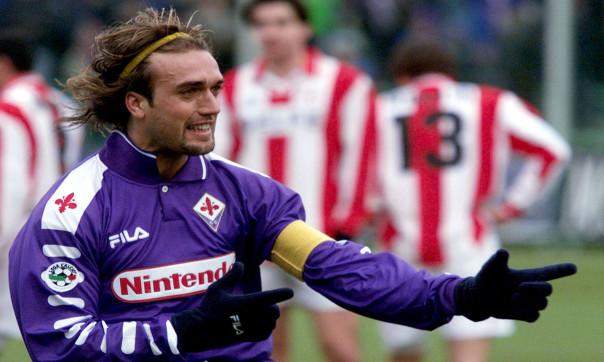 Gabrfiel Omar Batistuta, quand'era il Re Leone, e segnava gol a mitraglia