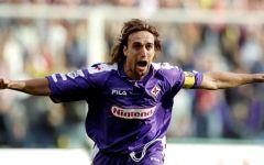Firenze: Gabriel Batistuta cittadino onorario. Omaggio al bomber della Fiorentina di tutti i tempi