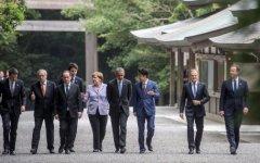 G7 Ise Shima (Giappone): per i grandi le priorità sono crescita globale, migrazioni e terrorismo