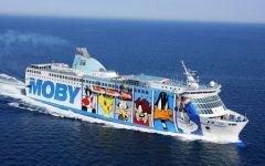 Livorno: via al collegamento Moby con Bastia. Dall'1 giugno la nuovissima Piombino-Olbia. I prezzi