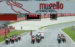 Moto, Circuito del Mugello: per il G.P. d'Italia incrementatati 5.000 posti nelle tribune. Le misure di sicurezza