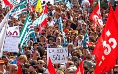 Scuola: sciopero generale del 20 maggio, anche la Toscana si mobilita