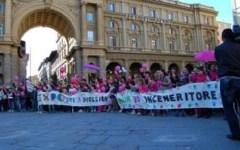Firenze, le mamme contro l'inceneritore