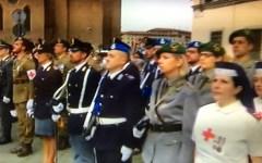 Firenze:  70° anniversario della Repubblica festeggiato in Piazza dell'Unità e in Piazza Signoria (video)