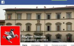 Toscana: nuova pagina Facebook della regione. Si aggiorna la comunicazione pubblica