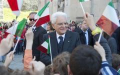 2 giugno 2016: il messaggio di Mattarella ai prefetti e alla popolazione