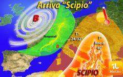 Meteo: dal 16 giugno l'elmo di Scipio surriscalda l'Italia. Temperature fino a 38° anche al centro