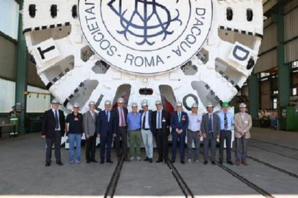 Tav: comprata fresa nuova, da autunno scava tunnel Firenze