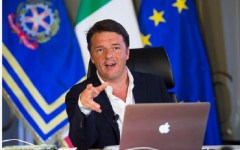 #Matteorisponde: Renzi parla di referendum, legge elettorale, lavoro, bonus per i 18enni