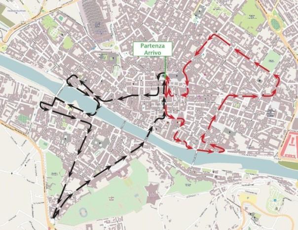 Atletica: cambia percorso notturna San Giovanni