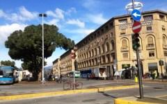 Firenze, tramvia: in vigore la corsia preferenziale in Piazza Stazione