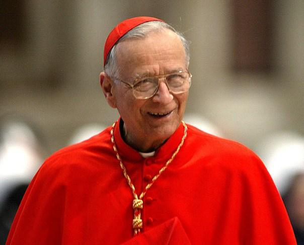 Il Cardinale Silvano Piovanelli