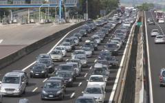 Traffico: ultimo week end d'agosto da bollino rosso. Code in uscita da località villeggiatura