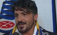 Calcio Pisa: Rino Gattuso si è dimesso per i gravi problemi societari