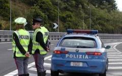 Siena, sicurezza: controlli della Polizia stradale, sanzionate 8 persone, detratti 19 punti dalle patenti