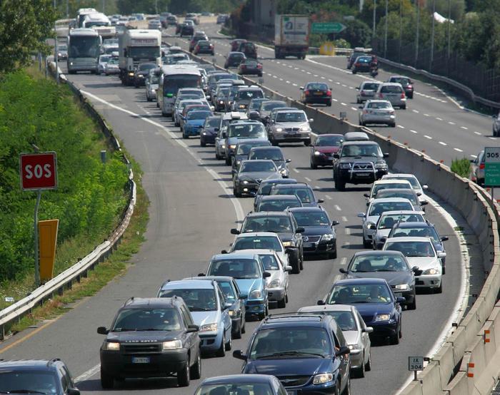 Riaperta la A1 dopo l'incidente a Calenzano