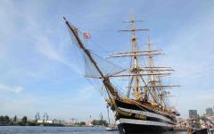 Livorno: nave Vespucci è partita per la campagna addestrativa; toccherà i principali porti d'Europa