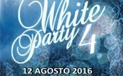 Viareggio: il 12 agosto «White Party» per le vie del centro