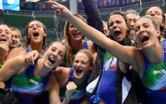 Olimpiadi Rio 2016: Setterosa d'argento, battute in finale dagli Stati Uniti (12- 5)